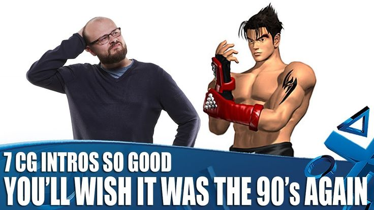 7 CG Intros So Good You'll Wish It Was The 90s All Over Again