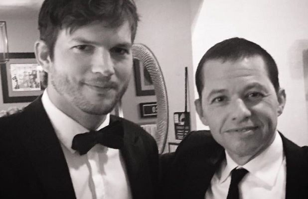 Ashton Kutcher Writes Farewell Note to 'Two and a Half Men' Co-Star Jon Cryer: 'You Are a True Partn... - Provided by TheWrap