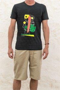 "Camiseta ""Tiagua"" fumeke t-shirt outfit apparel clothing moda fashion"