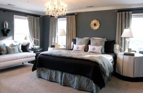 Master Bedroom traditional bedroom home-ideas