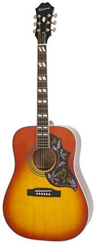 The Epiphone Hummingbird Pro and a guide on how to buy the right acoustic guitar!