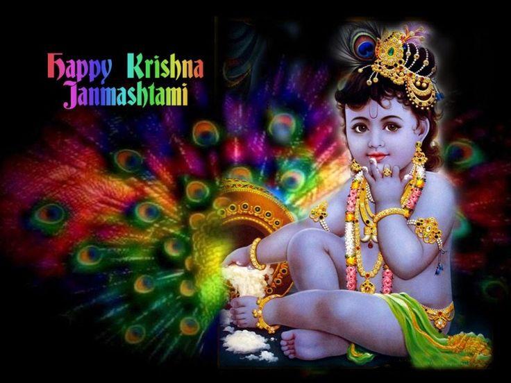 Happy Krishna Janmashtami Images Hd