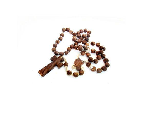 Vintage Wood Beads 26