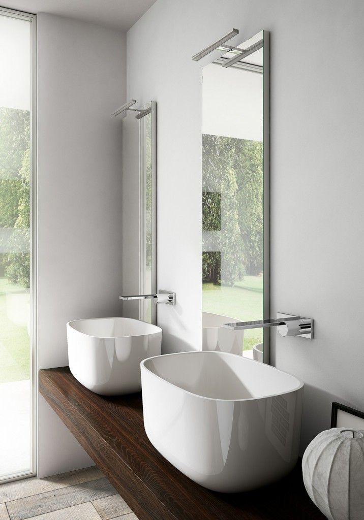 My Time bathroom furniture collection | Ideagroup