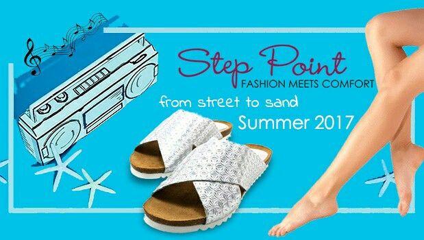 <3 Καλοκαιρινές παντόφλες για όλη την μέρα <3  http://www.step-point.gr/gynaikeia/pantofles