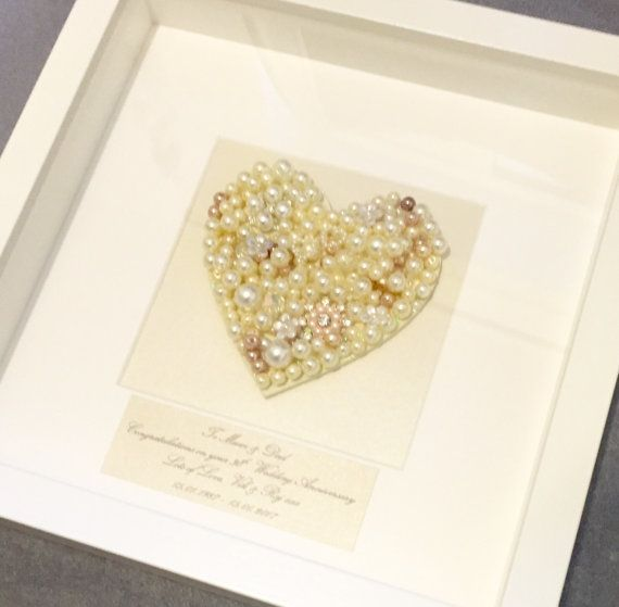 Traditional 30th Wedding Anniversary Gift: Best 25+ Pearl Wedding Anniversary Gifts Ideas On