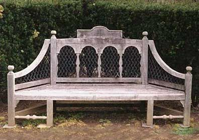 Garden seats/garden furniture
