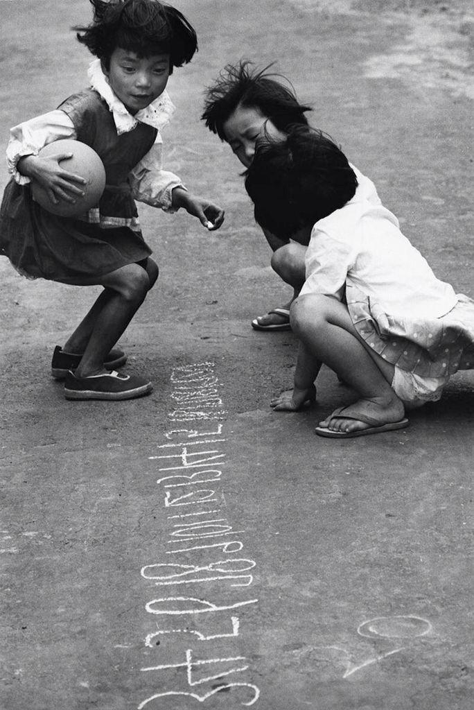 Kids Tokyo 1961 William Klein