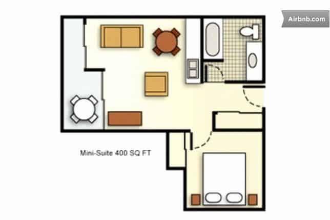Denah Rumah Type 36 Denah Rumah Denah Lantai Rumah Rumah