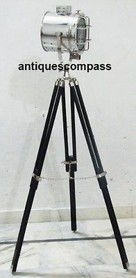 SEA LIGHT FLOOR LAMP by antiquescompass