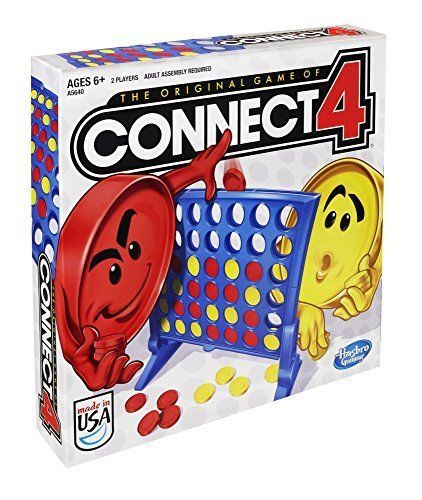 Hasbro-Connect-4-Game-Toys-Play-Board-Game-Bset-Gift-Epic-Game-New-Brand
