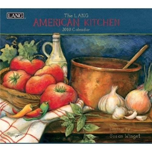 Amazon.com: American Kitchen 2010 Wall Calendar (9780741230560): Inc. - Lang Lang Holdings: Books