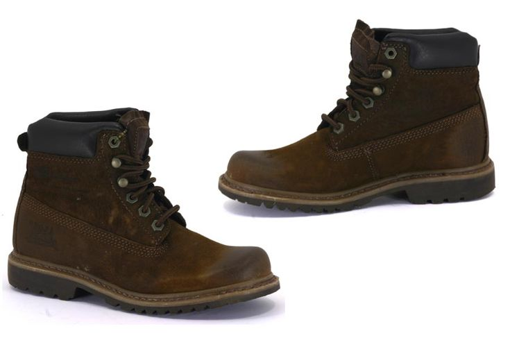 Caterpillar Boots - Moody - Brown Nubuck Leather UppersGoodyear Welted Techniflex http://www.comparestoreprices.co.uk/shoes/caterpillar-boots--moody--brown.asp