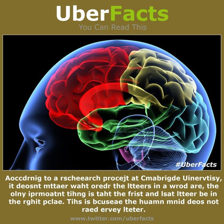 Uber Facts --》I almost didn't notice. O_O