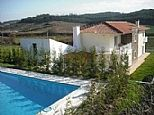 Holiday accommodation in Toledo, Nr. Lourinha, Silver Coast, Portugal P6205