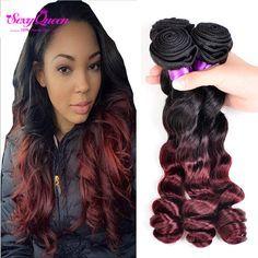 Burgundy Peruvian Hair 2 Tone Ombre Human Hair Peruvian Weave Burgandy Ombre Hair 3 Pcs Lot Ombre Loose Wave Virgin Hair #http://www.jennisonbeautysupply.com/ http://www.jennisonbeautysupply.com/products/burgundy-peruvian-hair-2-tone-ombre-human-hair-peruvian-weave-burgandy-ombre-hair-3-pcs-lot-ombre-loose-wave-virgin-hair/, Burgundy Peruvian Hair 2 Tone Ombre Human Hair Ombre Peruvian Hair Weave Burgandy Ombre Hair 3 Pcs Ombre Loose Wave Virgin Hair Item Description Products Name: Burgundy…