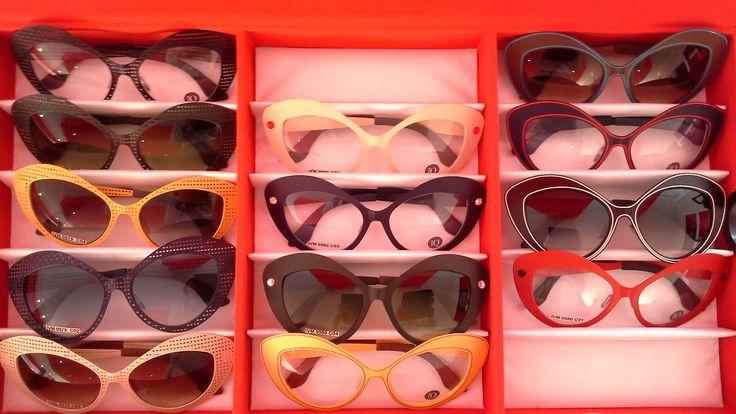 Nuovi colorati #sunglasses #eyewear #veneto #treviso #handmade #madeinitaly #idea
