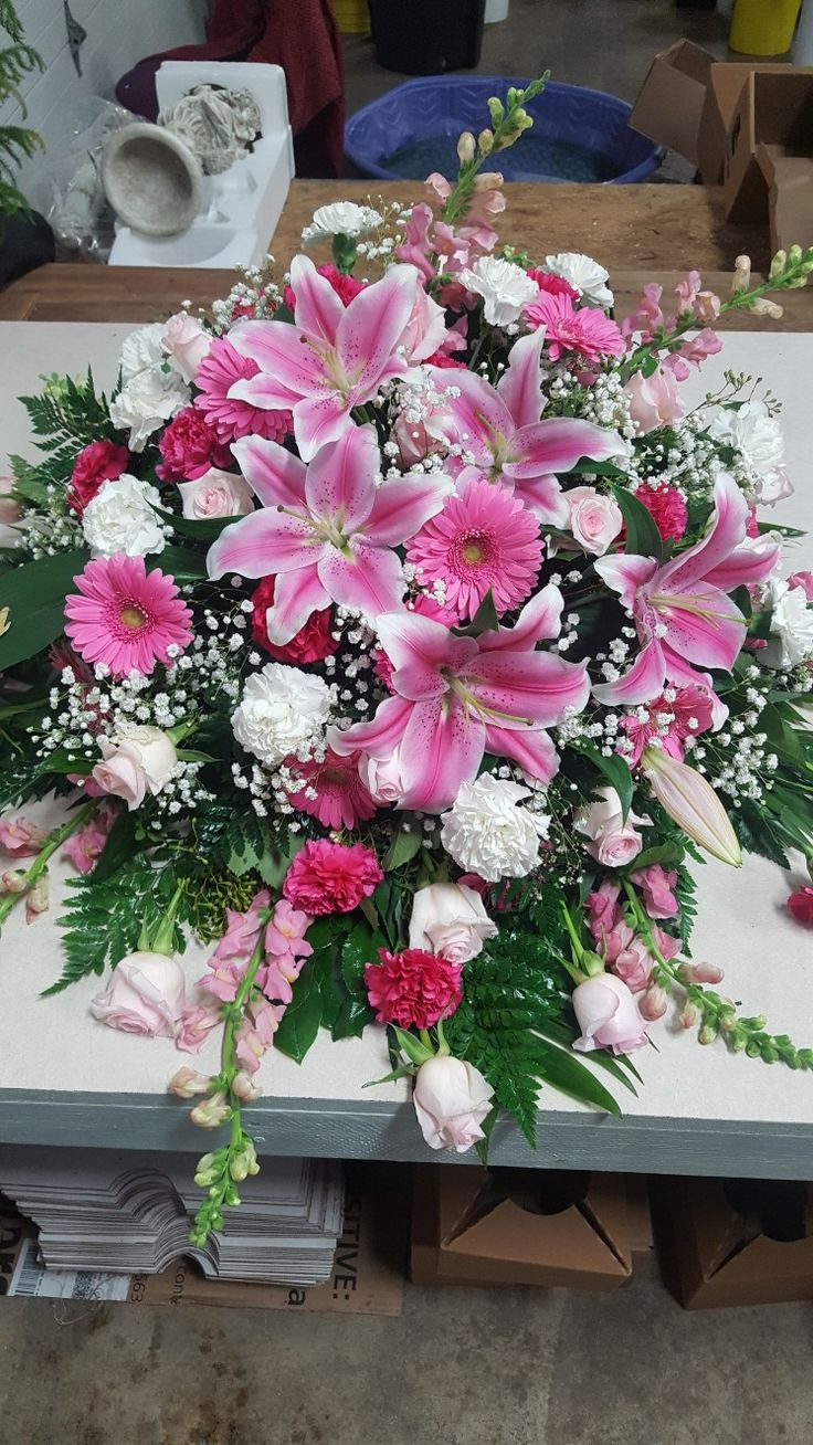 62 best funeral flowers images on pinterest funeral flowers find this pin and more on funeral flowers by debsflowers1 izmirmasajfo Choice Image