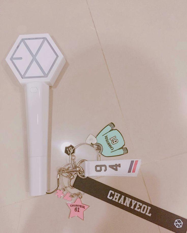 I like the keychains too #ChanHun
