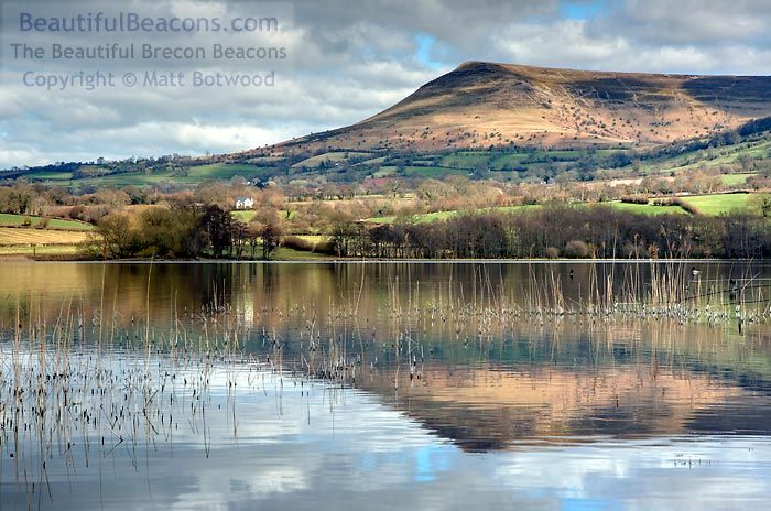 Llangorse Lake is the largest natural lake in the Brecon Beacons and also home to the only crannog in Wales. It is a Site of Special Scienti...