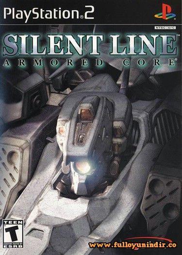 Armored Core Silent Line (PAL) Playstation 2 Tek Link