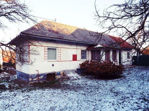 Rodinný dom s pozemkom 1.078 m2 - Proč   REGIO-REAL s.r.o. (reality Prešov a okolie)