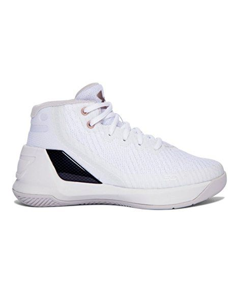 on sale 4282d ffa1b Under Armour Pre-School UA Curry 3 Basketball Shoes 1 White