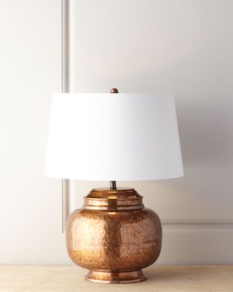 Daria table lamp at horchow