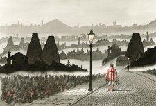 Sir Stanley Matthews | Sid Kirkham | Home of Fine Art Publishing, The UK Children's Fine Art Exhibition & Great War 100 | theartbay gallery