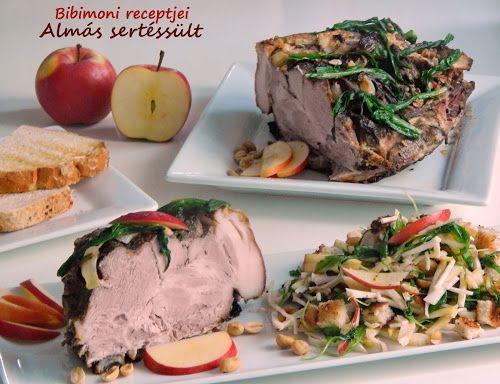 Bibimoni Receptjei: Szilveszteri ételek