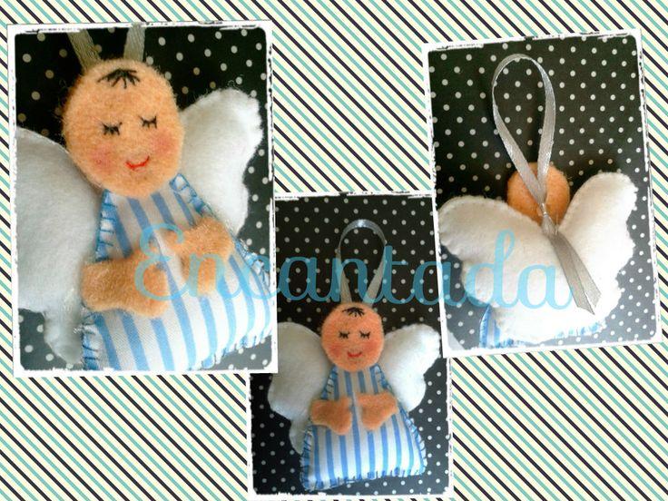 angelito bebé, recuerdo baby shower