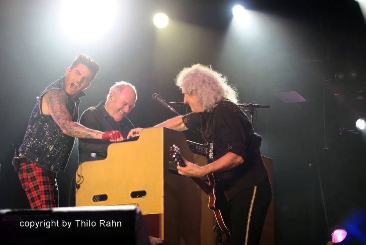 Queen + Adam Lambert in Stuttgart