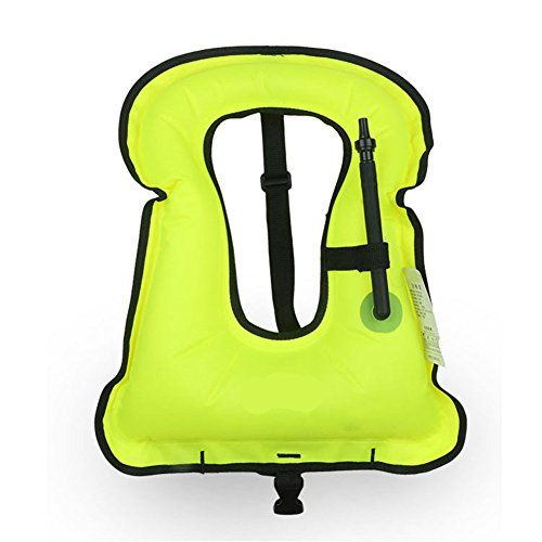 "BIG BIG XUAN Inflatable Snorkel Vest Snorkel Jacket Free Diving Safety Jacket (Adult:25.6""X17.7"") - http://scuba.megainfohouse.com/big-big-xuan-inflatable-snorkel-vest-snorkel-jacket-free-diving-safety-jacket-adult25-6x17-7/"