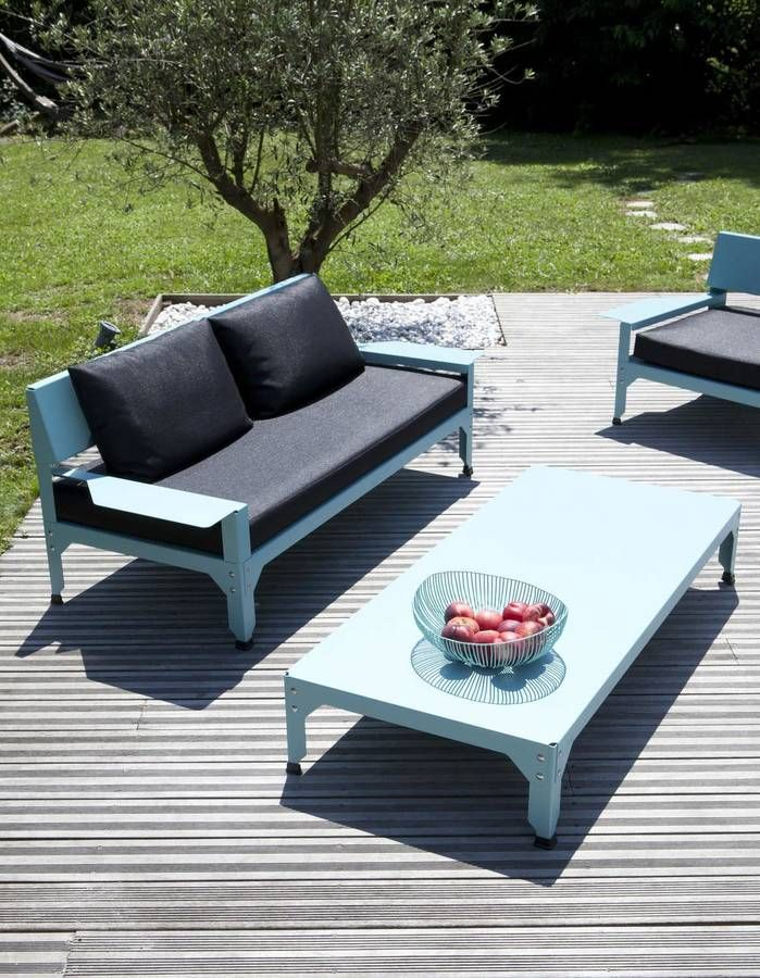Salon De Jardin Design Notre Selection Canon Pour Tous Les
