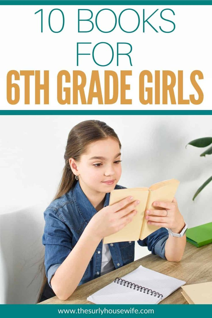 10 wonderful books for 6th grade girls mustreads 6th