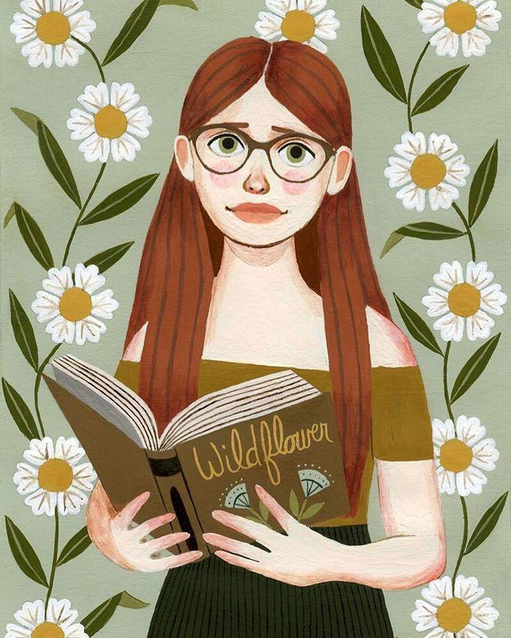 """annya-karina: """"Wildflower II  """""""