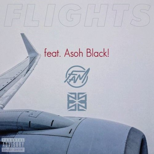 sndwn. - Flights (feat. Asoh Black!)