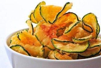 Zucchini Chips   Trim Down Club