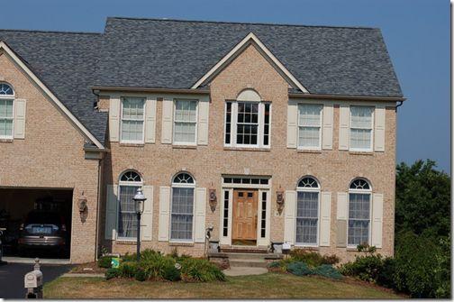 How To Pick Roof Color : TheLandofColor.com