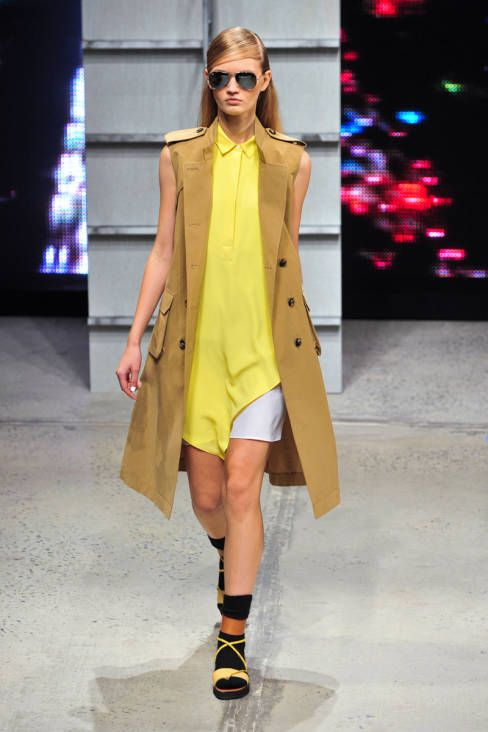 Band Of Outsiders Spring 2014