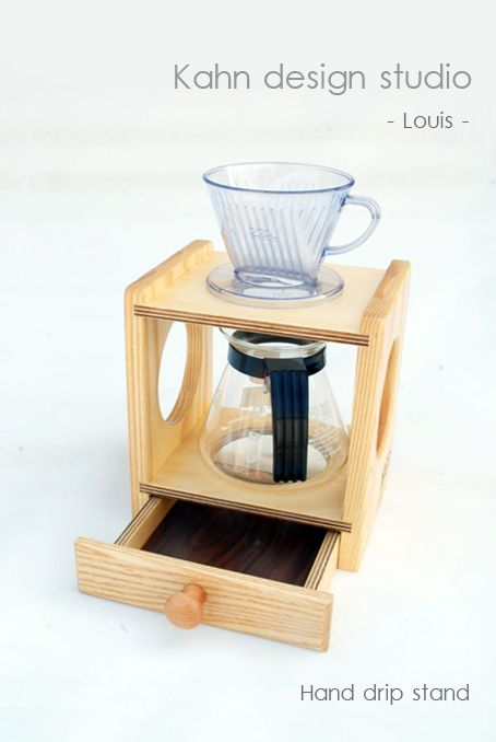 Pour Over Coffee Stand Hand Drip Coffee Station Kahn