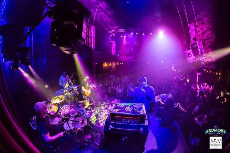 DJ Logic & Friends at @ArdmoreMusicHall  Karl McWherter  #DJLogic #Logic #Ardmore #Jam #Funk #Music #LiveMusic #Concert #Philly #DJ #DJLife