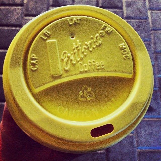 One of life's most important things... #earlymorning #coffee #kickstart #caffeine #flatwhite #vittoria #saturday #perth #mtlawley #beaufortst