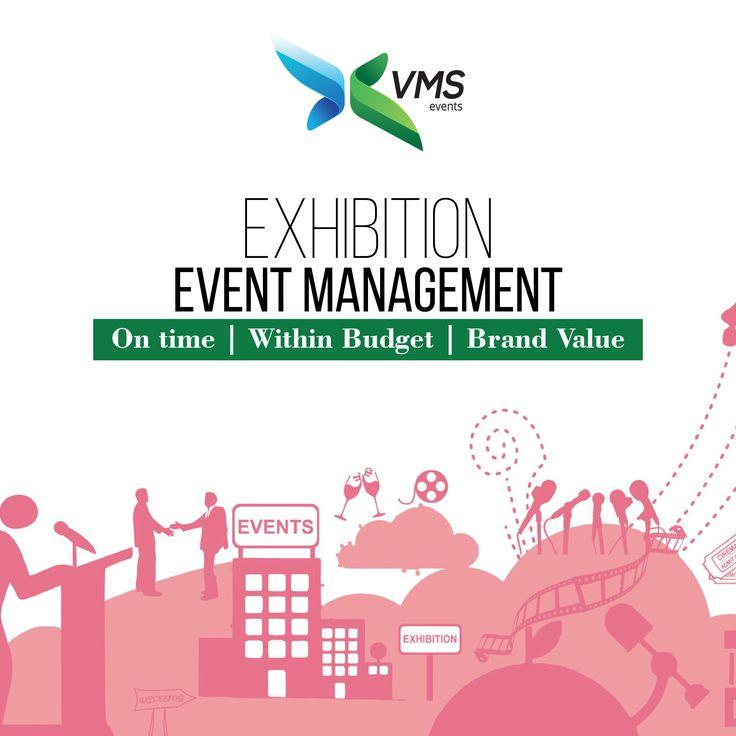 Exhibition Event Management #VmsEventsPvtLtd