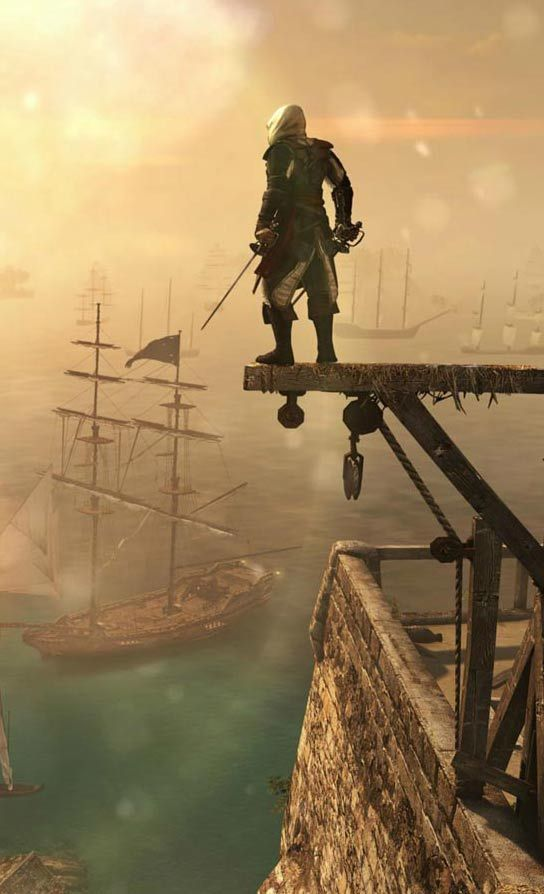 Games wallpapers | Assassin's Creed Game | http://www.fabuloussavers.com/games-desktop-wallpapers.shtml