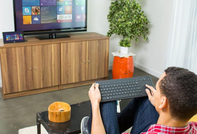 Klawiatura Microsoft All-In-One Media