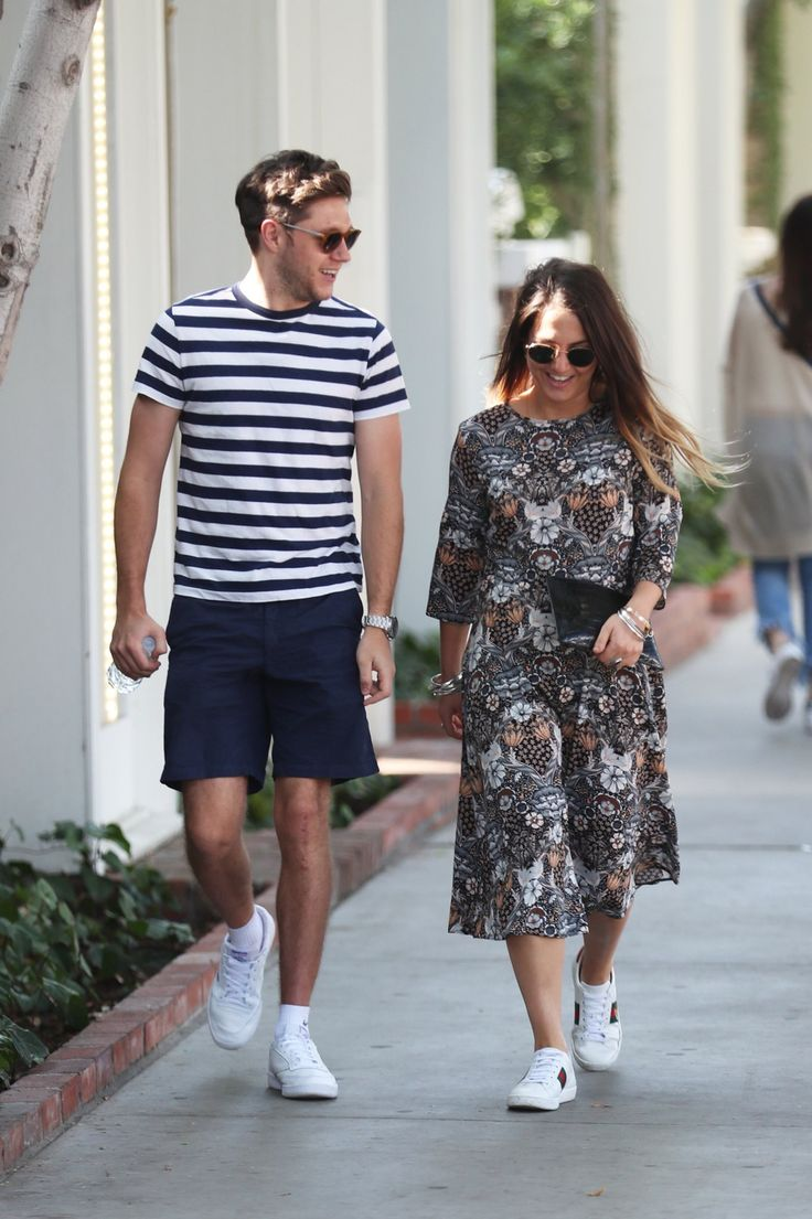 February 6 Niall His Assistant Tara In La