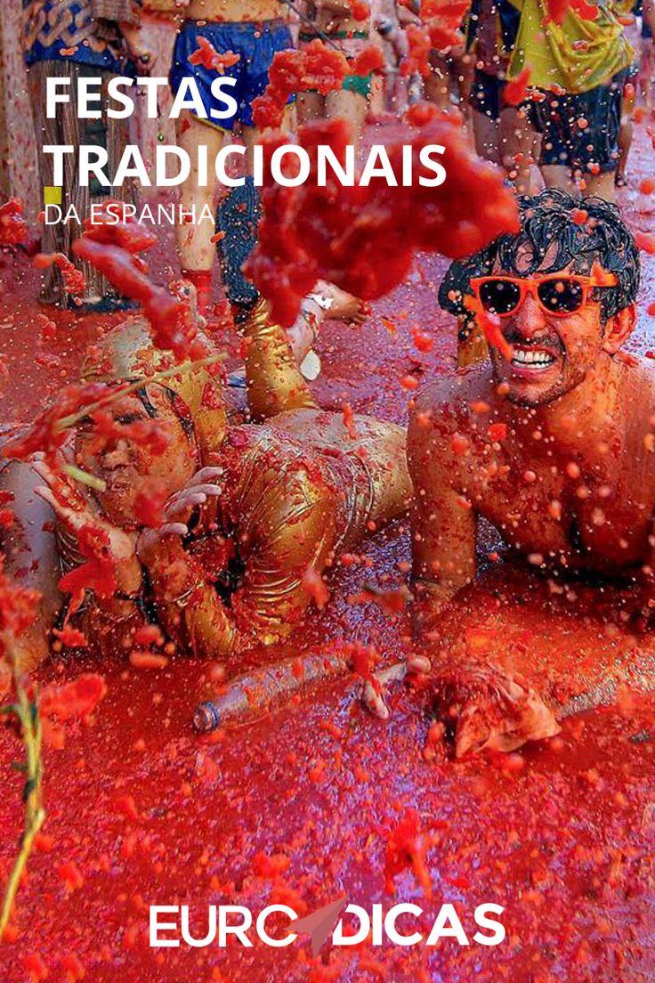 Sem sombra de dúvidas, a Espanha é considerada um dos países mais bonitos e alegres para visitar na Europa. Seja pelo clima agradável durante boa parte do ano ou pelos incontáveis lugares históricos, a Espanha se encontra entre os países líderes em turismo mundial. Conheça mais sobre as festas tradicionais da Espanha.