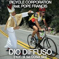FREE DOWNLOAD our track w/special voice star : The Pope Francis ‼️🎶🔈 https://m.soundcloud.com/bicyclecorporation/diodiffuso