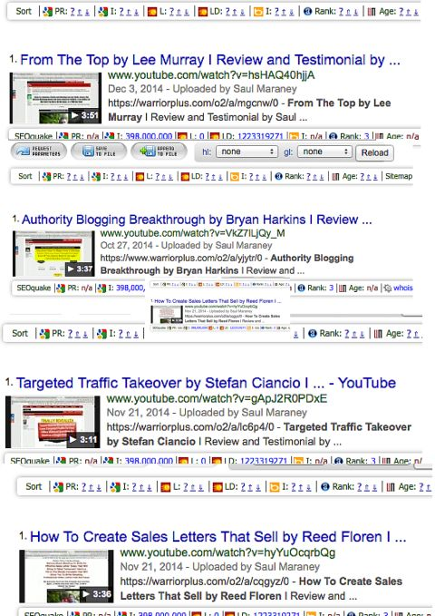 tube ranking control - Get your youtube videos #1 rank in google with in next 23 minutes